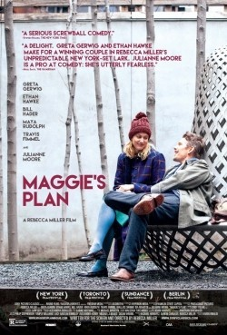 Movies Maggie's Plan poster
