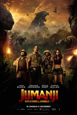 Jumanji: Welcome to the Jungle images, cast and synopsis