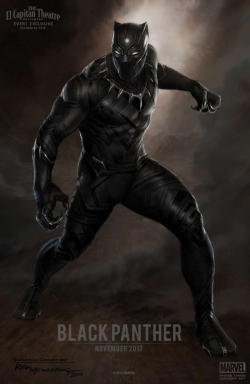 Movies Black Panther poster