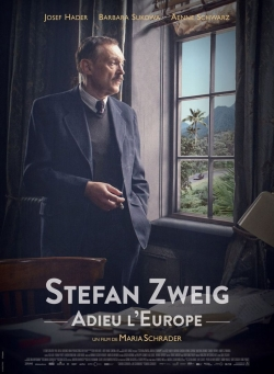 Movies Stefan Zweig: Farewell to Europe poster