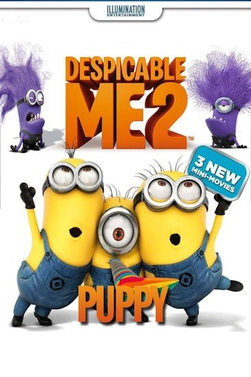 Despicable Me 2: Mini-Movies. Minions is similar to Bez vidimyih prichin.