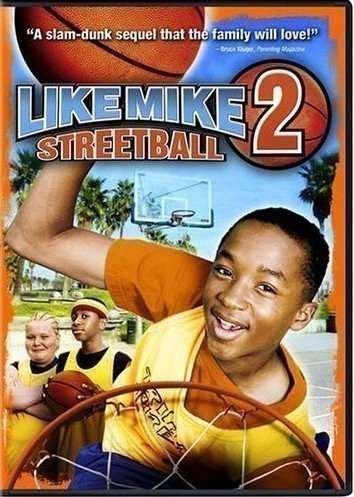 Like Mike 2: Streetball is similar to Buongiorno, notte.