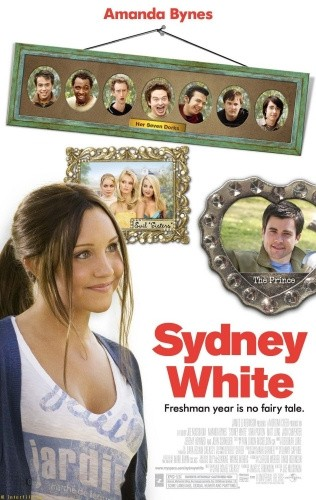 Sydney White is similar to Something Evil.
