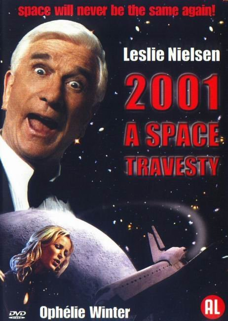 2001: A Space Travesty is similar to Trapped in Paradise.