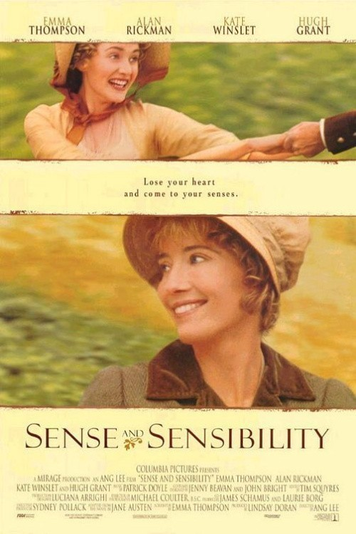 Sense and Sensibility is similar to Contagion.