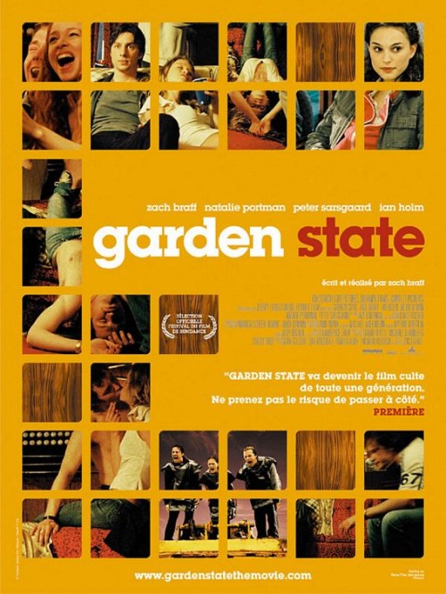 Garden State is similar to American Ultra.