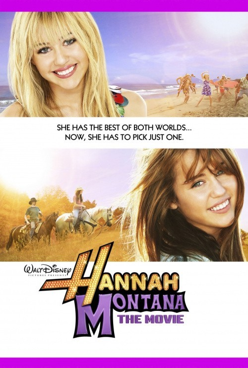 Hannah Montana: The Movie is similar to Untitled Neill Blomkamp/Alien Project.