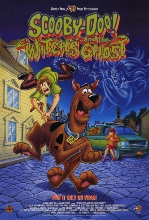 Scooby-Doo and the Witch's Ghost is similar to Legend.