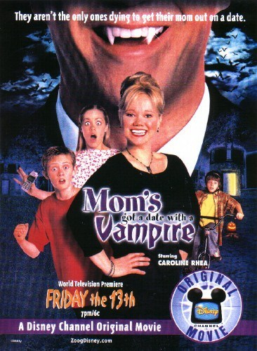 Mom's Got a Date with a Vampire is similar to Legend.