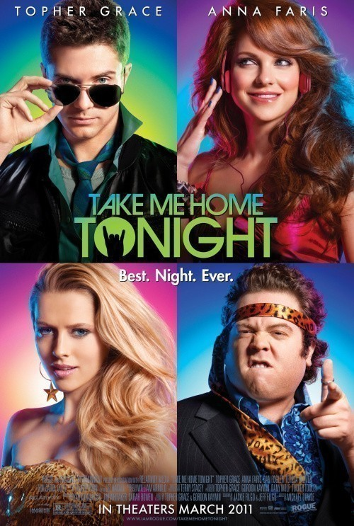 Take Me Home Tonight is similar to Dorian.