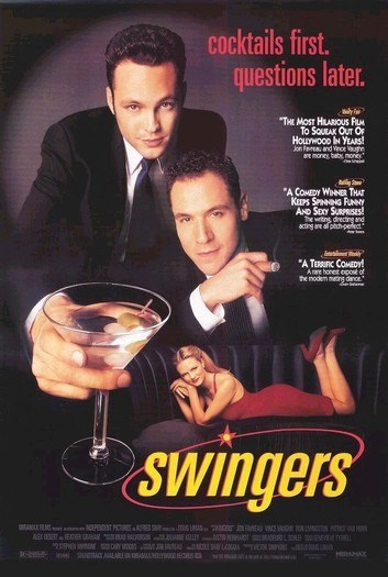 Swingers is similar to The Bleeding.