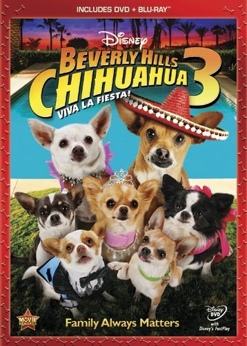 Beverly Hills Chihuahua 3: Viva La Fiesta! is similar to Moonzund.