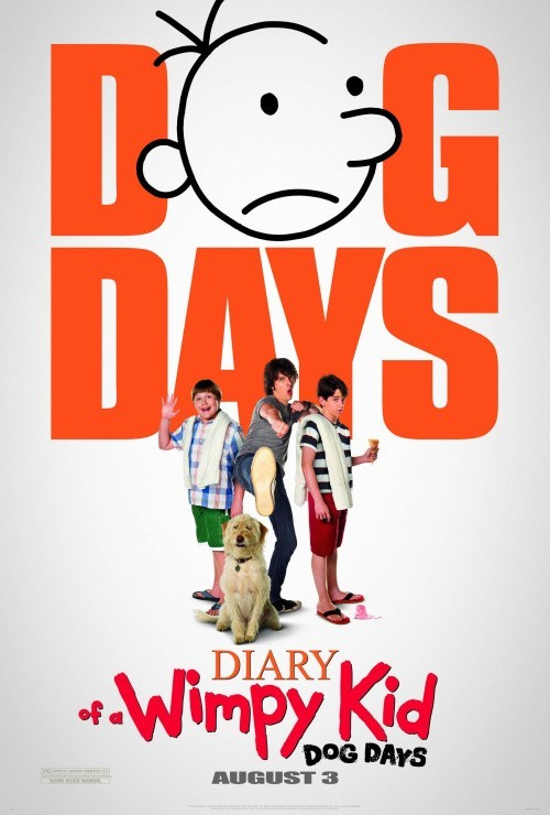 Diary of a Wimpy Kid: Dog Days is similar to Staus: Growing Old in America.
