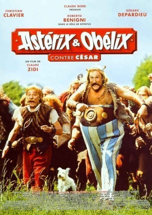 Astérix & Obélix contre César cast, synopsis, trailer and photos.