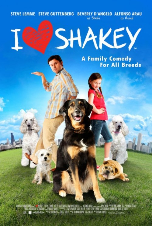 I Heart Shakey is similar to A Dog Year.