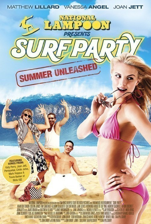 National Lampoon Presents: Surf Party is similar to Skiptrace.