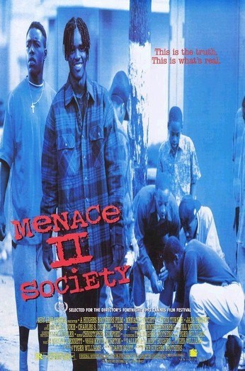 Menace II Society is similar to Timescape.