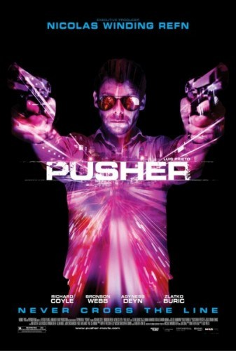 Pusher is similar to Life Is Sweet.