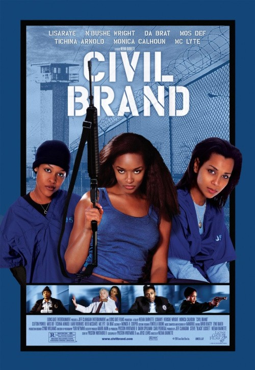Civil Brand is similar to The Art of Action: Martial Arts in Motion Picture.
