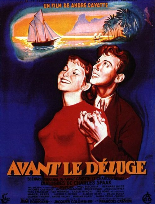 Avant le deluge is similar to 40.
