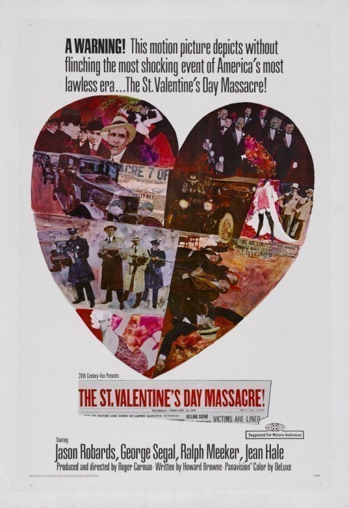 The St. Valentine's Day Massacre is similar to The English Patient.