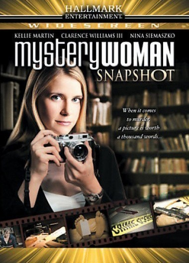Mystery Woman: Snapshot is similar to Good Will Hunting.