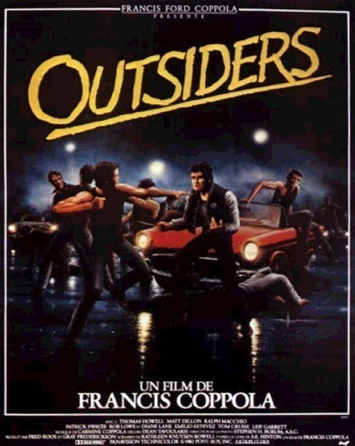 The Outsiders is similar to Zelenyiy furgon.