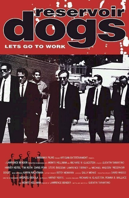 Reservoir Dogs is similar to Lanester.
