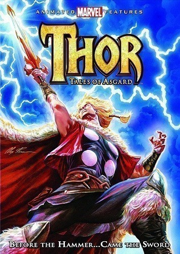 Thor: Tales of Asgard is similar to Teen Wolf.