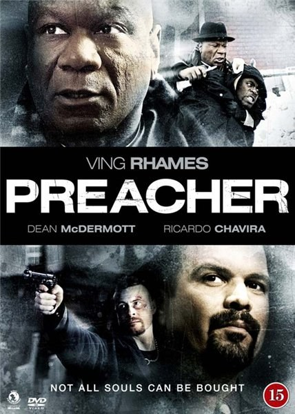 The Preacher is similar to White Frog.