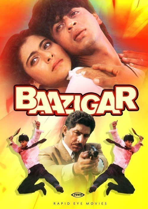 Baazigar is similar to Sharktopus vs. Pteracuda.