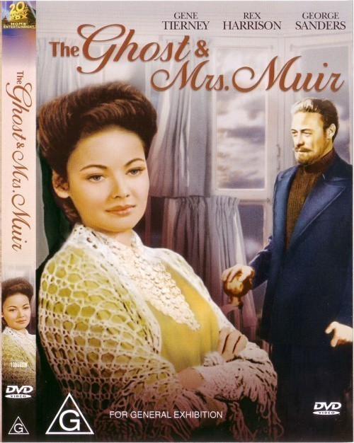 The Ghost and Mrs. Muir is similar to Shakes the Clown.