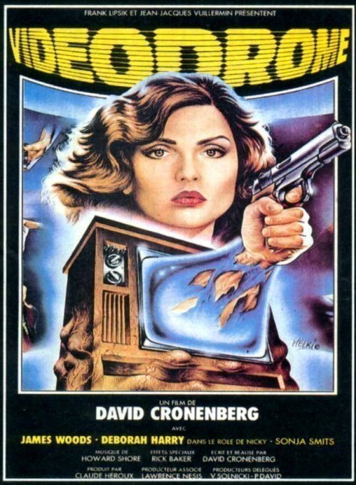 Videodrome is similar to Alfred the Great.