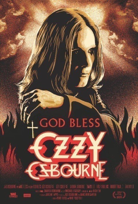 God Bless Ozzy Osbourne is similar to Angel Unchained.