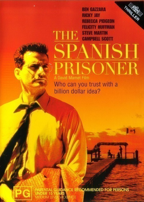The Spanish Prisoner is similar to Les nouvelles aventures d'Aladin.