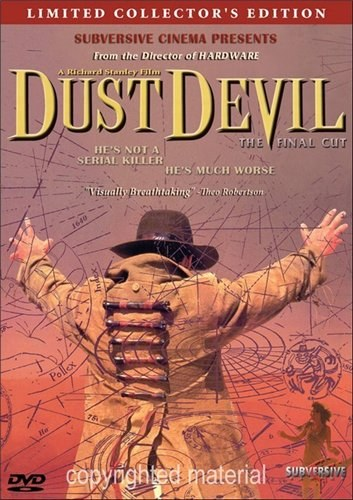 Dust Devil is similar to Spider-Man 3.