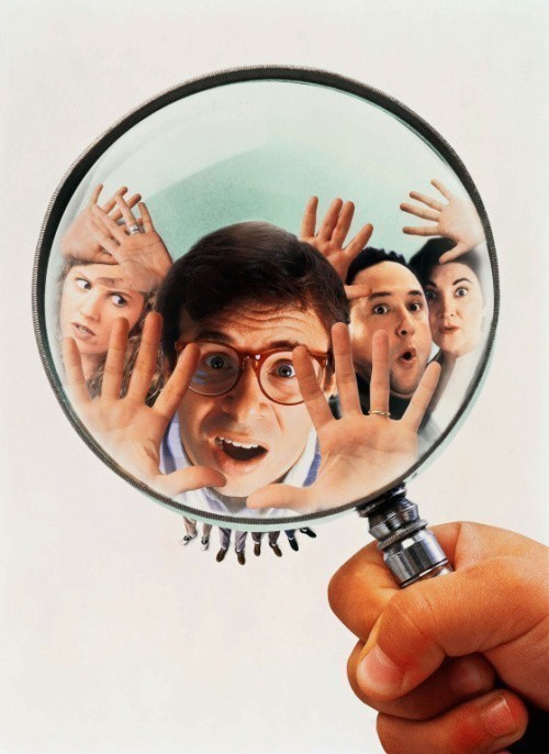 Honey, We Shrunk Ourselves is similar to Searching for Orson.