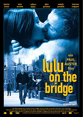 Lulu on the Bridge is similar to Point Break.