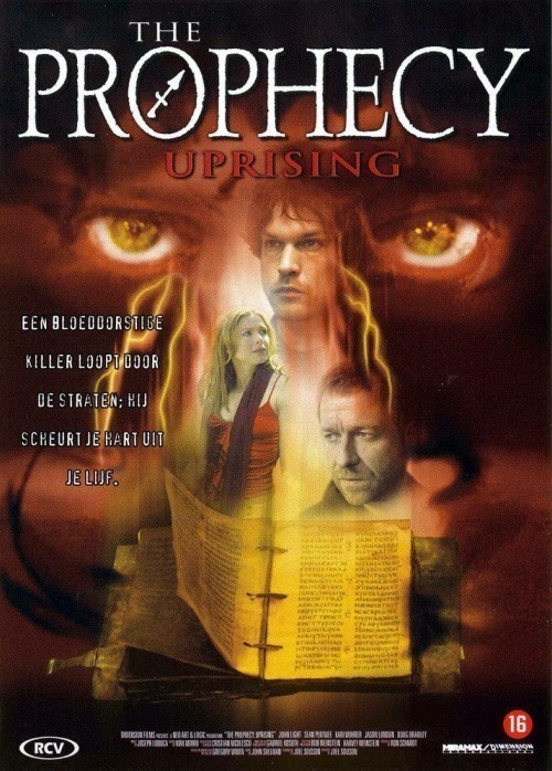 The Prophecy: Uprising cast, synopsis, trailer and photos.