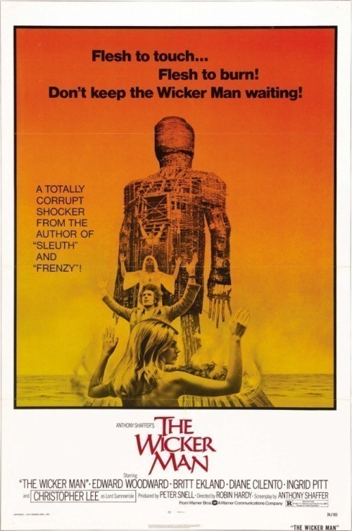 The Wicker Man is similar to Macho que ladra no muerde.