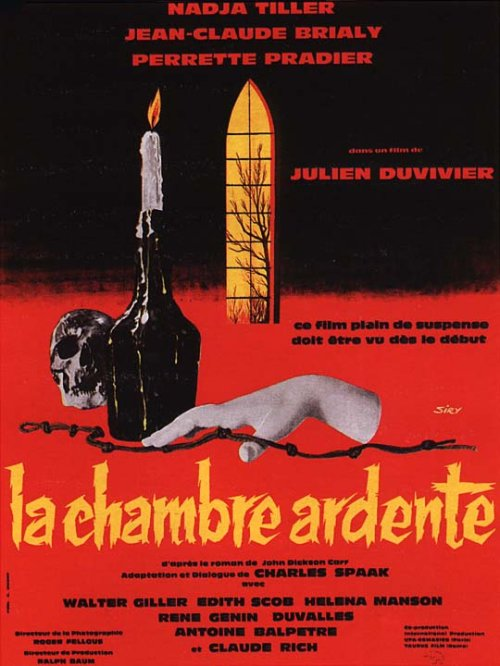 La chambre ardente is similar to Final Voyage.