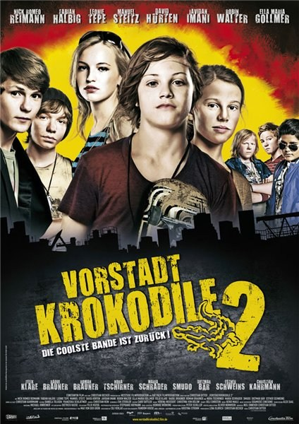 Vorstadtkrokodile 2 is similar to Funky Monkey.