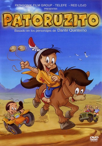 Patoruzito The Great Adventure cast, synopsis, trailer and photos.