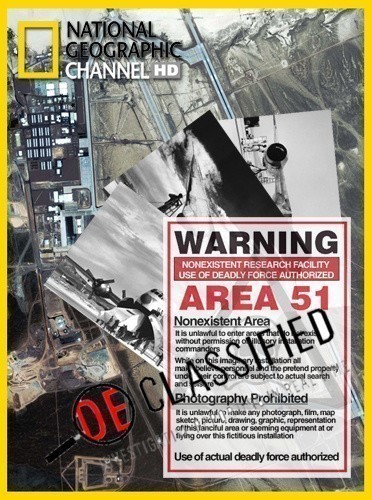Area 51 Declassified is similar to Glass Chin.