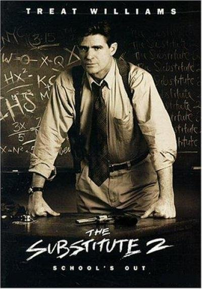 Movies The Substitute 2: School's Out poster