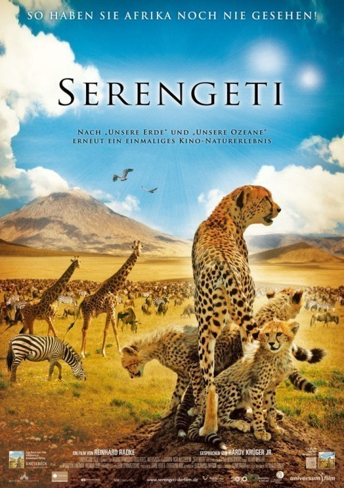 Serengeti is similar to Mein Morder kommt zuruck.