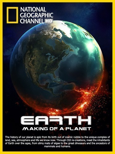 Earth: Making of a Planet is similar to Mutant World.