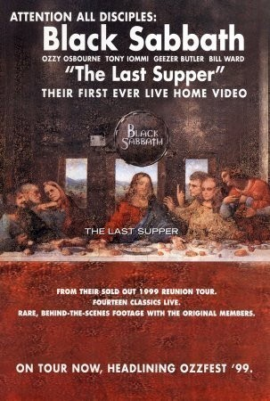 Black Sabbath-The Last Supper is similar to Seed.