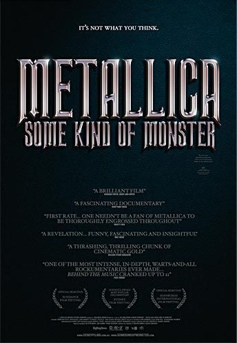 Metallica: Some Kind of Monster is similar to Warlock.