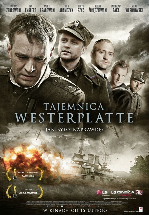 Tajemnica Westerplatte is similar to What's New Pussycat.